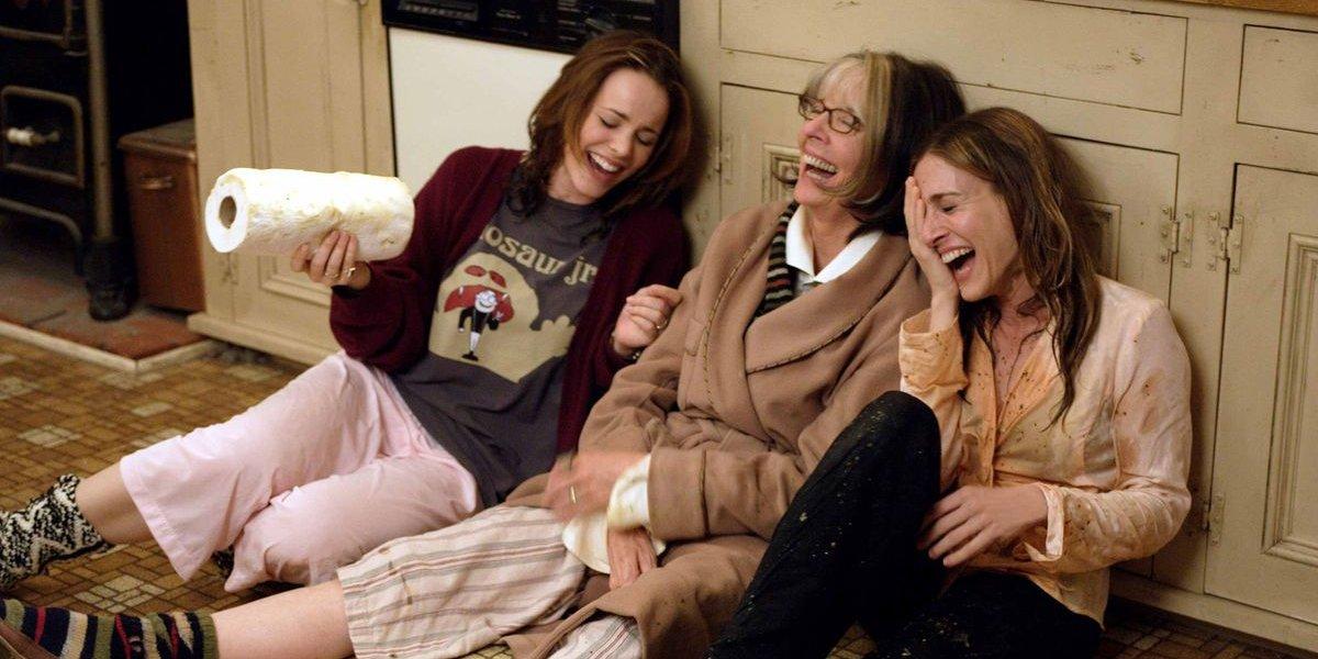 Rachel McAdams, Diane Keaton, Sarah Jessica Parker in The Family Stone