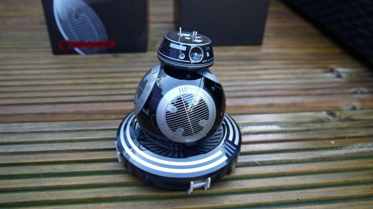 Car Buying App >> Sphero BB-9E review | TechRadar