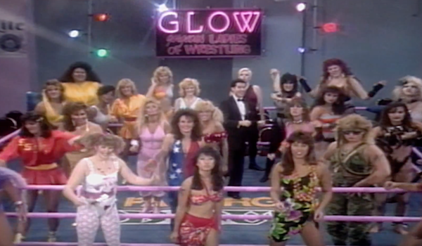 glow wrestling
