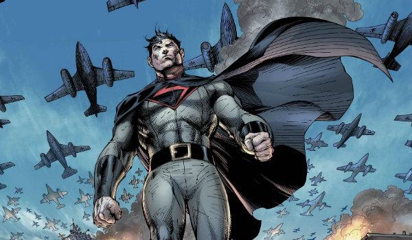 Superman DC Overman