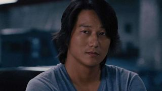 Sung Kang in Fast and Furious