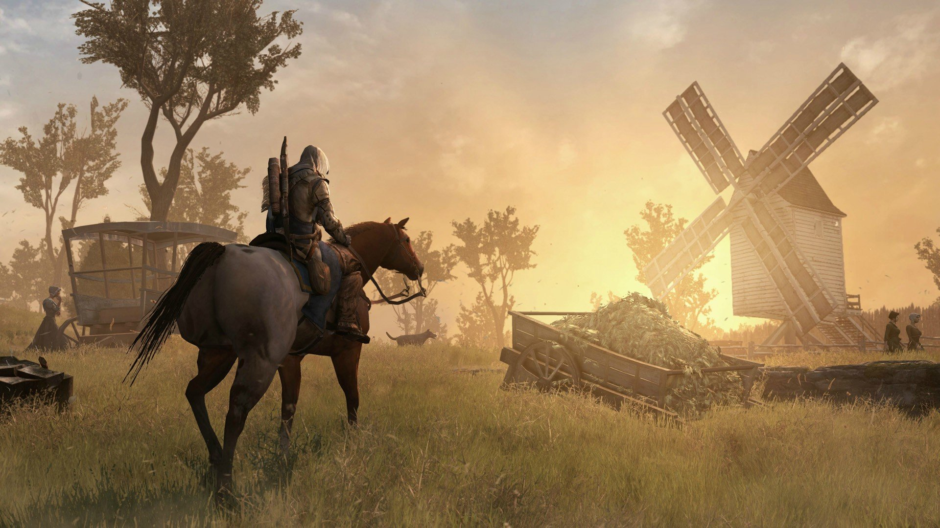 Assassin's Creed 3 Screenshots Travel Across The Colonies #24030