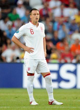 Soccer – UEFA Euro 2012 – Group D – England v France – Donbass Arena
