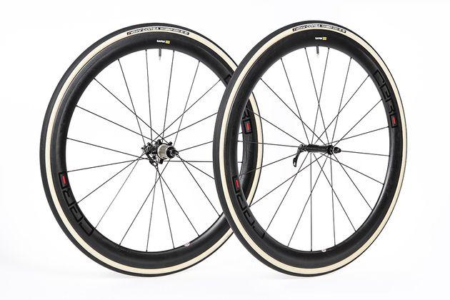 Cero RC45 Evo Carbon Clincher wheelset 2017
