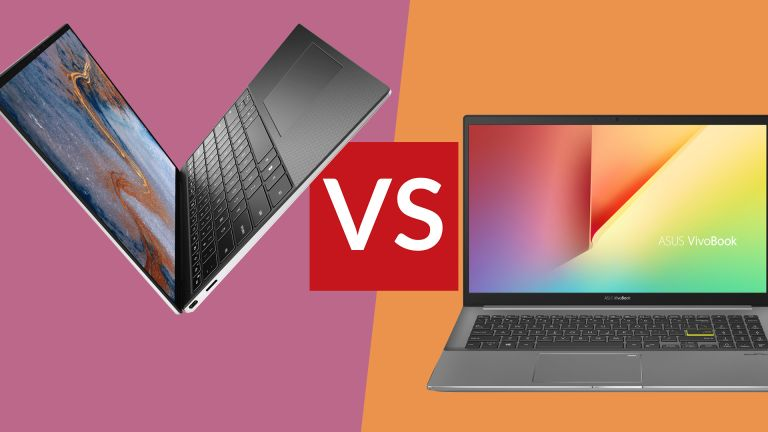 Asus VivoBook S15 vs Dell XPS 13