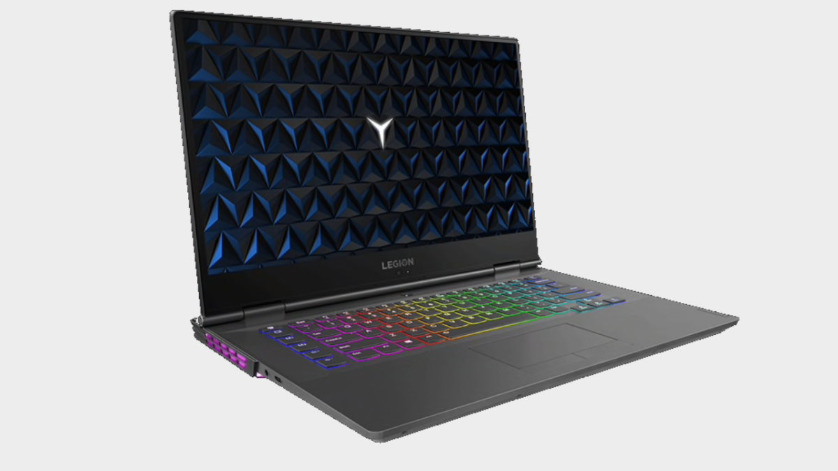 Get one of our favorite Lenovo gaming laptops for $430 off