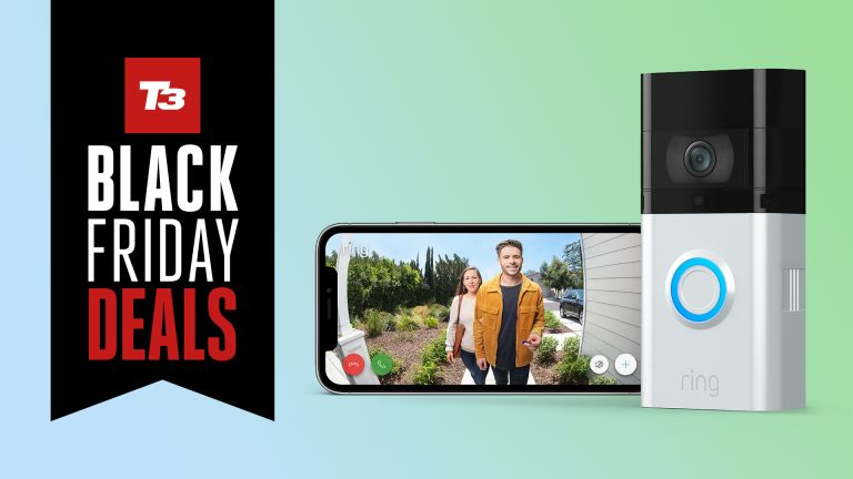 Save 70 On The Ring Video Doorbell 3 Plus In Amazon S Black Friday Deals T3
