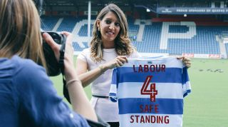 Labour safe standing