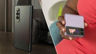 Samsung Galaxy Z Fold 3 vs. Galaxy Z Flip 3