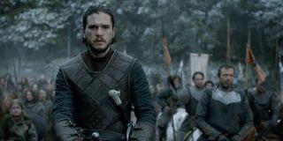game of thrones battle of the bastards season 6 jon snow
