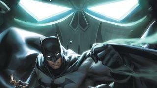 Batman/Catwoman #1 variant cover