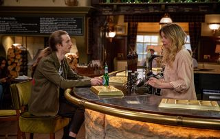 Ryan Stocks (played by James Moore), Charity Dingle, Emmerdale