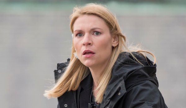Carrie Mathison Clare Danes Homeland Showtime