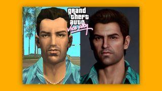 Grand theft auto graphics comparison