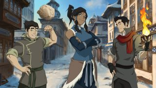 How to watch The Legend of Korra online