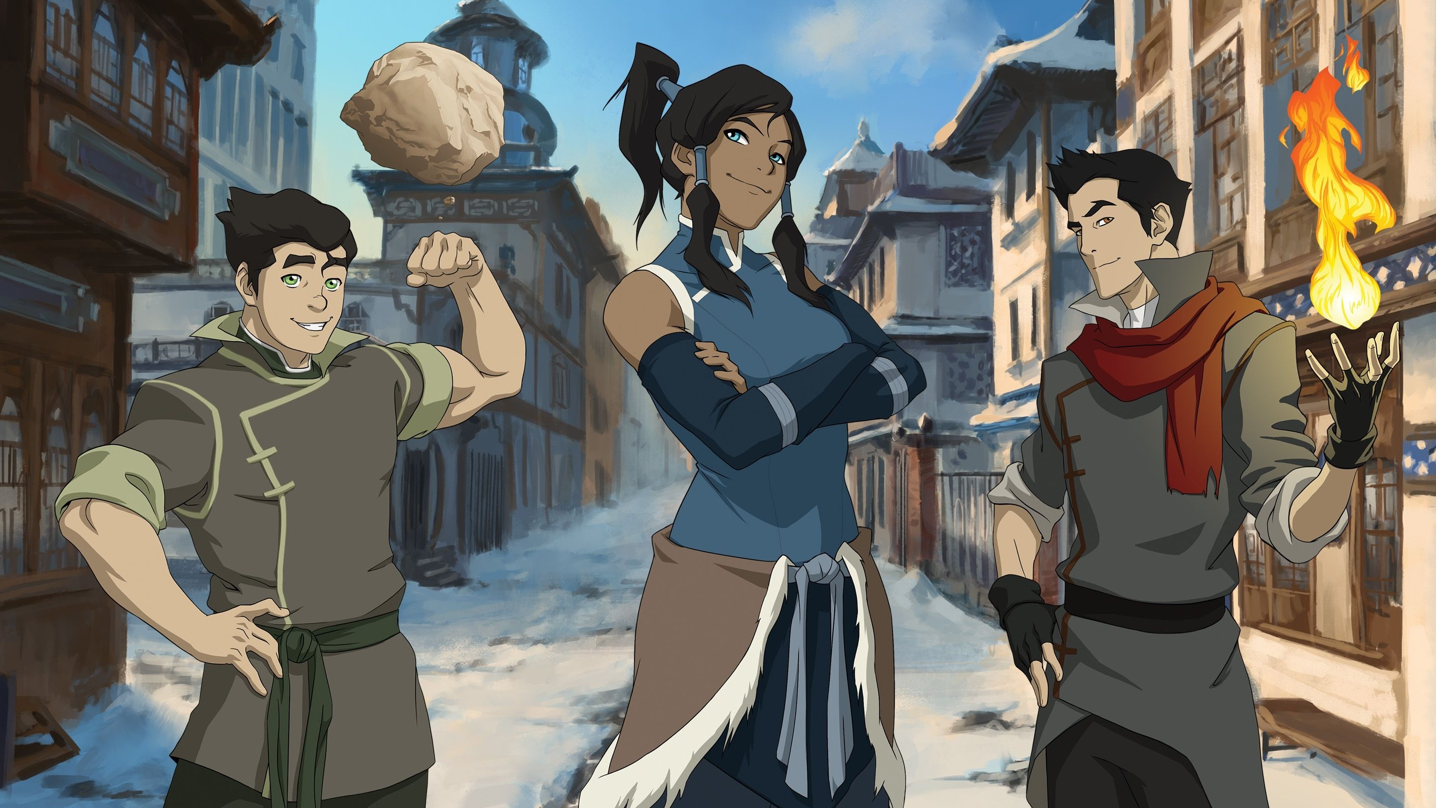 Best Paramount Plus shows and movies - Legend of Korra