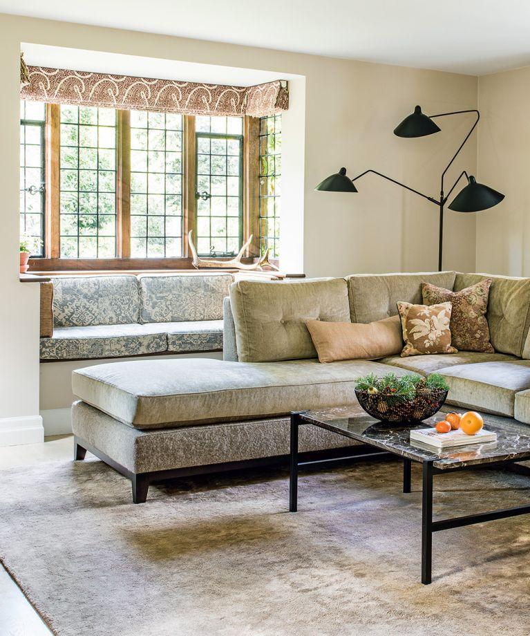 Curtain ideas for living rooms - Curtain design ideas