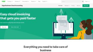 Sage Business Cloud Accounting - Another veteran offering with some tempting subscription plans