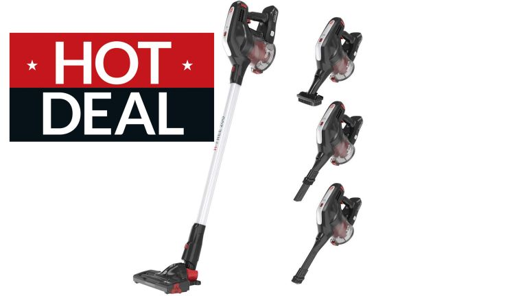 Hoover H-FREE 200 3in1 Cordless Stick Vacuum Cleaner