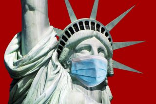 The health care system in New York City is bursting at the seams as COVID-19 cases skyrocket.
