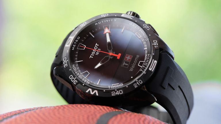 Tissot T-Touch Connect Solar smartwatch is Swatch's first Apple Watch rival