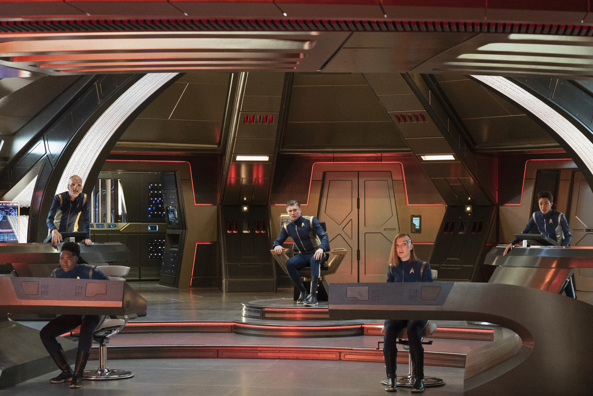 Star Trek: Discovery' Episode 'An Obol For Charon' Shows the