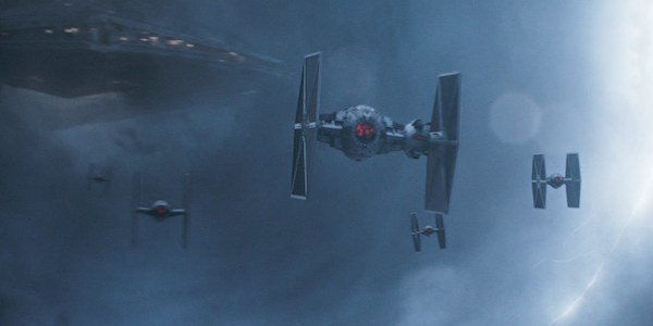 New TIE Fighters in Solo: A Star Wars Story