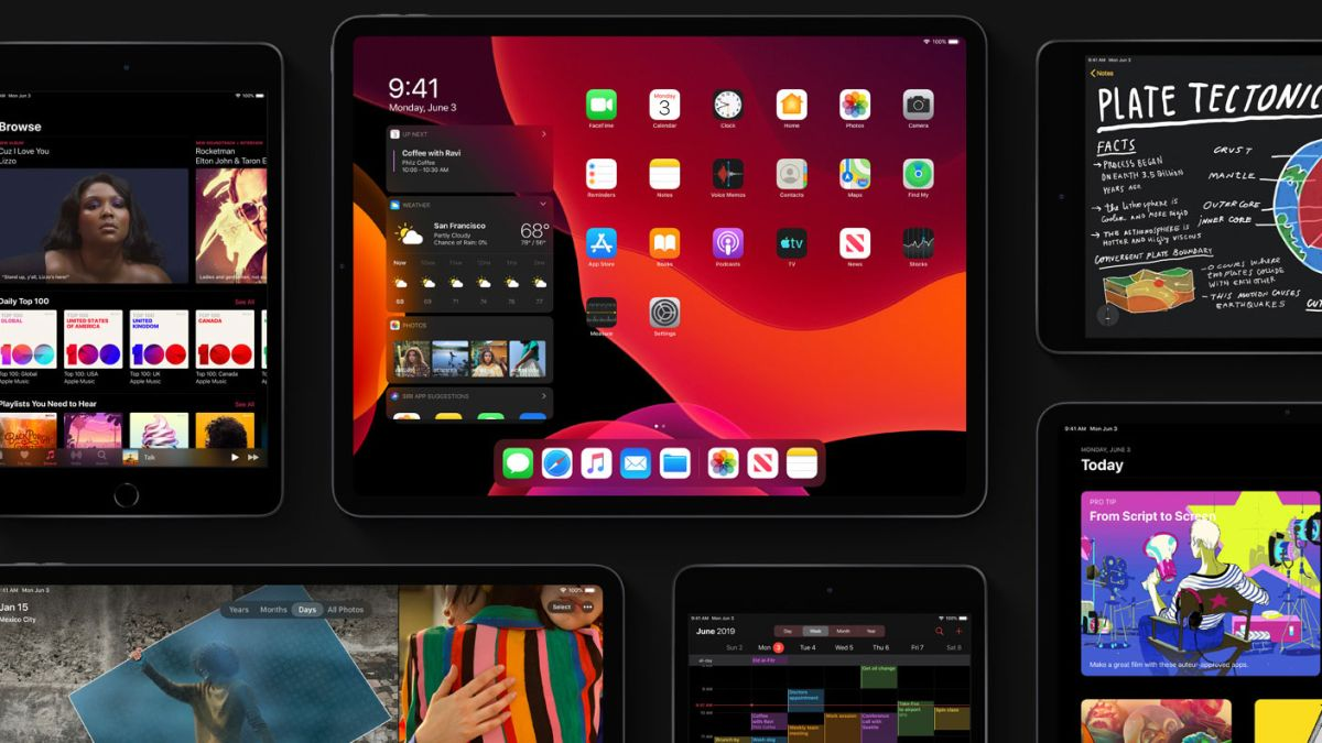iPadOS release date, features and compatibility details | TechRadar