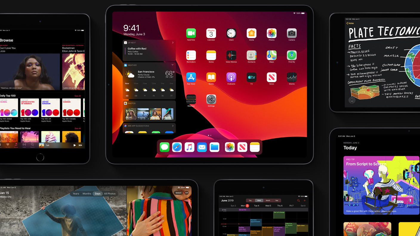iPad OS release date, features and public beta details