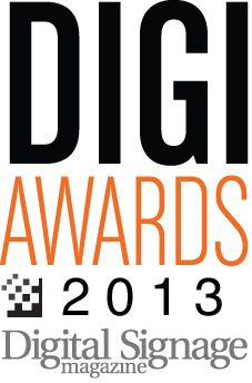 Best in Digital Signage – 2013 DIGI Award Winners Announced