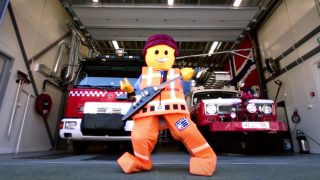 See the Lego Movie theme get the metal treatment