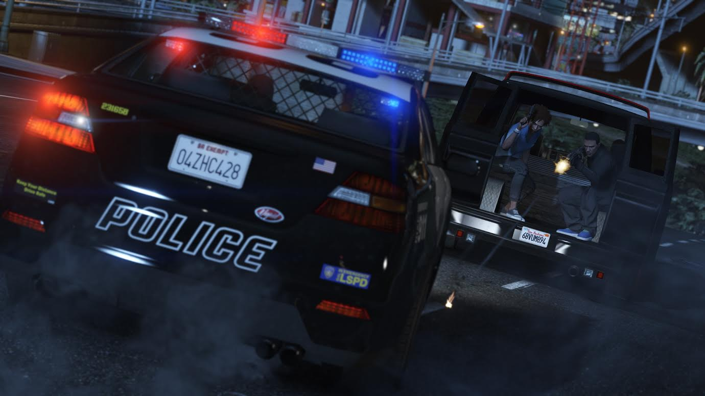 GTA 5 Online Heists Will Launch With New PvP Modes #32618