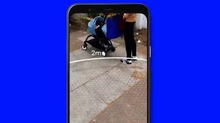 Google Sodar te ayuda a protegerte contra el Covid-19 con realidad aumentada
