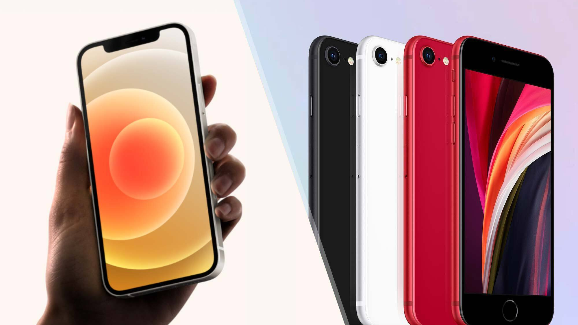 Se 5g iphone