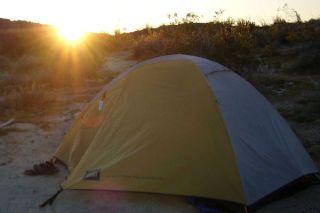 camping resets internal clock