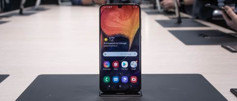 Hands On Samsung Galaxy A50 Review
