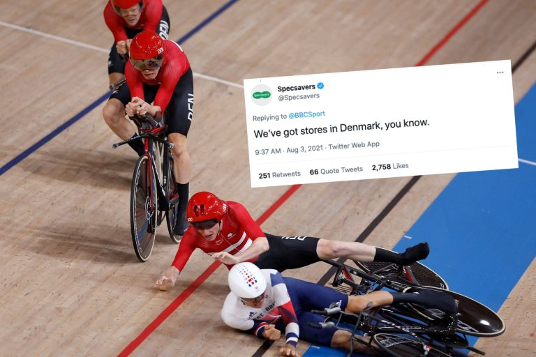 Here are our favourite tweets of the week