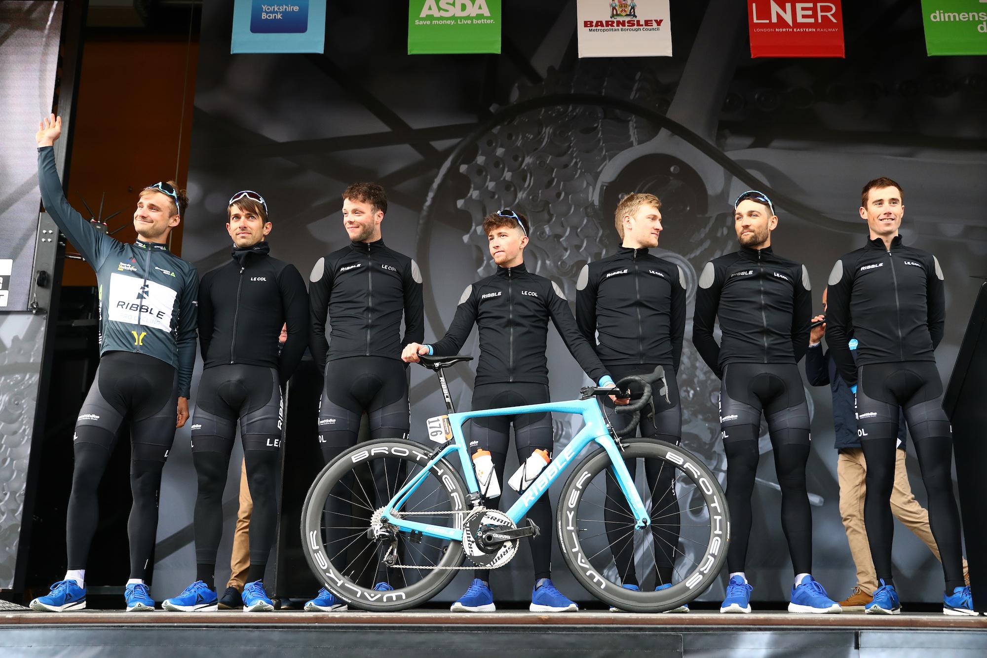 Ribble Pro Cycling announce new headline sponsor amid struggling British race scene