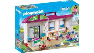 Playmobil vet clinic