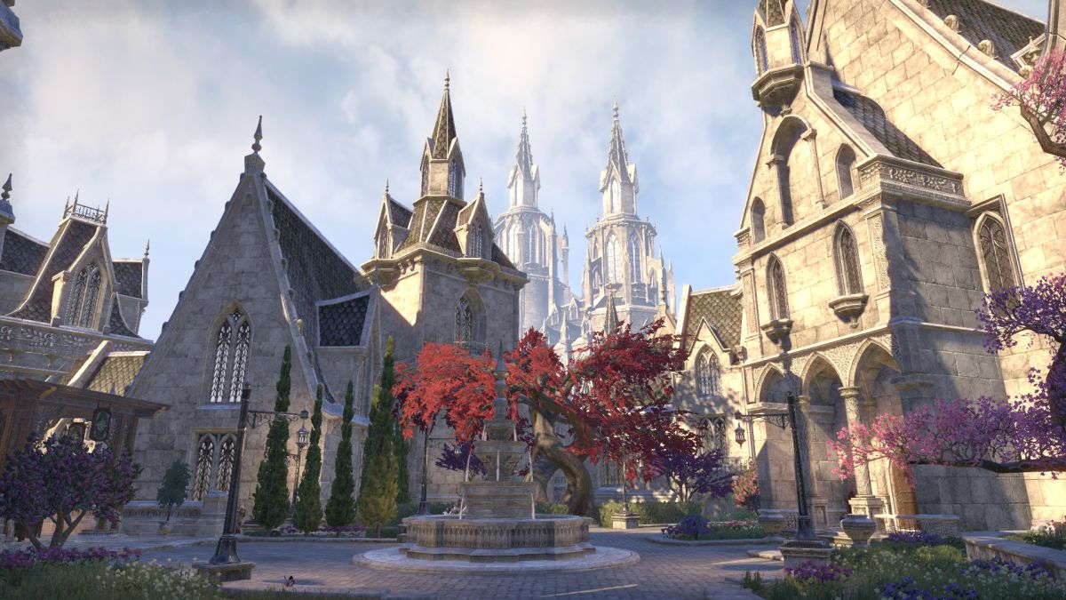 The Elder Scrolls Online will be the first game with Nvidia's new DLAA tech