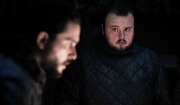 Game of Thrones Kit Harington Jon Snow John Bradley Samwell Tarly HBO