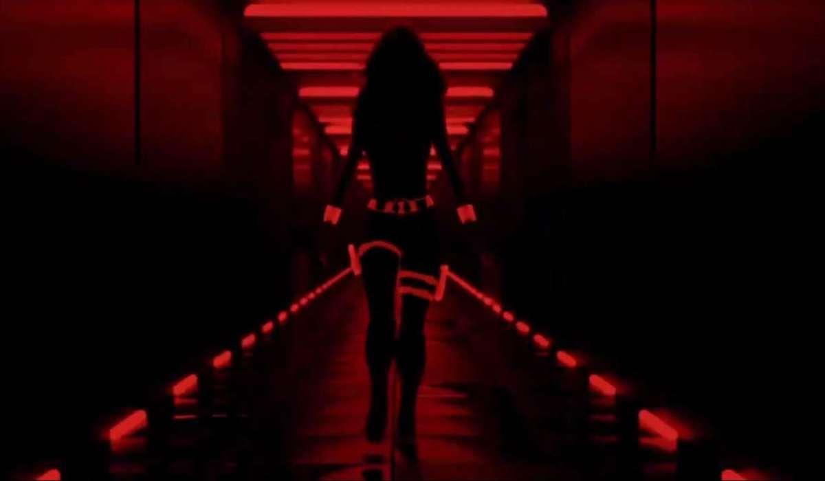 Red Room in Black Widow movie