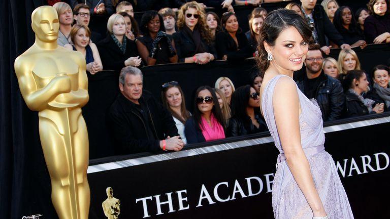 Oscars, Mila Kunis