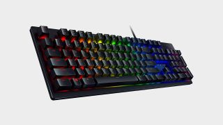 Razer's opto-mechanical Huntsman keyboard is just $100 for Prime Day