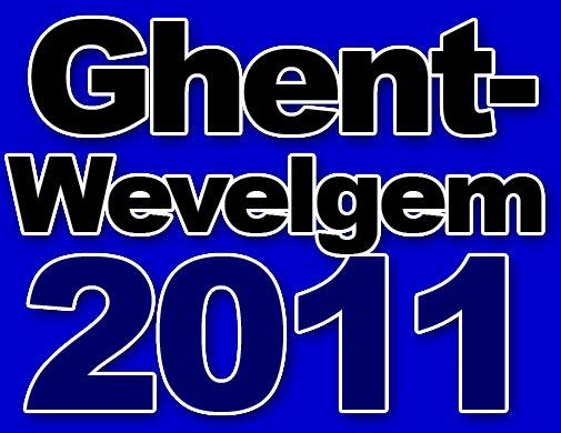 Ghent-Wevelgem 2011 logo