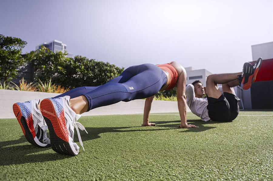 Under 20-minute HIIT workout for the time-poor to lose weight and tone up quicker