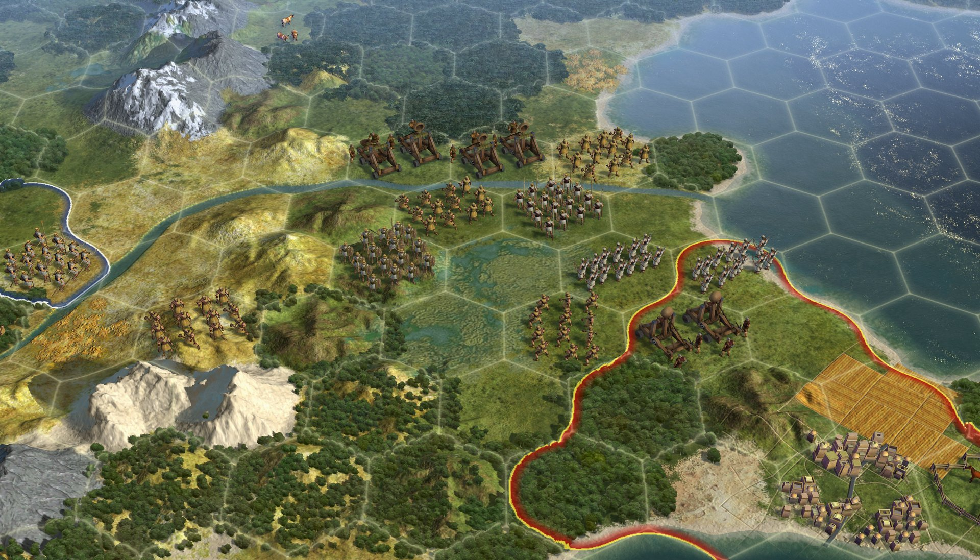Civilization V Announced, First Screenshots Released #11852