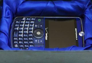 Motorola's new Napoleon handset