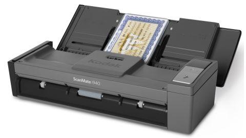 Kodak ScanMate i940 review