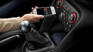In car wireless charging